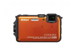 COOLPIX AW100 Orange