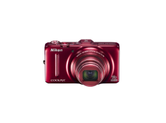 COOLPIX S9300 Red