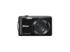 COOLPIX S3300 Black