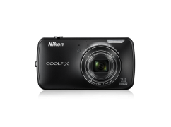 COOLPIX S800c BLACK