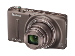 COOLPIX S9500 Brown