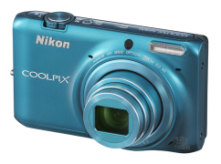 COOLPIX S6500 Blue