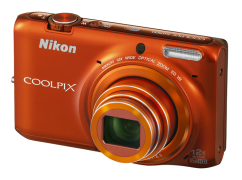 COOLPIX S6500 Orange
