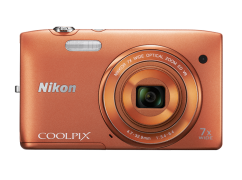 COOLPIX S3500 Orange