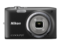 COOLPIX S2700 Black