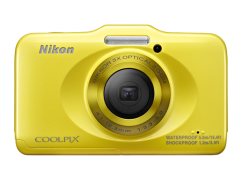 COOLPIX S31 Yellow