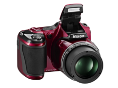 COOLPIX L820 Red