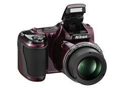 COOLPIX L820 Purple