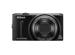 COOLPIX S9400 Black
