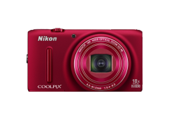 COOLPIX S9400 Red