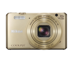 Nikon COOLPIX S7000 Gold