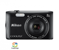 Nikon COOLPIX A300 Black