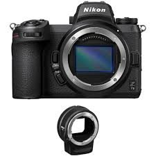 Nikon Z 7II KIT FTZ adapter