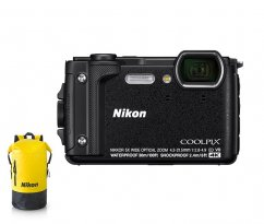Nikon COOLPIX W300 BK Holiday kit
