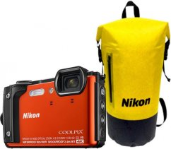 Nikon COOLPIX W300 OR Holiday kit