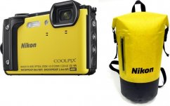 Nikon COOLPIX W300 YL Holiday kit