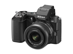 Nikon 1 V2 Black Kit + 10-30mm VR