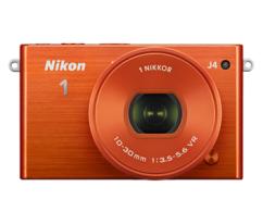 Nikon 1 J4 + 10-30mm Orange