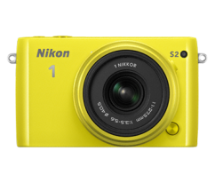 Nikon 1 S2 + 11-27.5mm Yellow